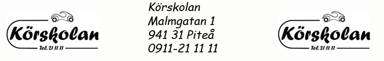 Körskolan Piteå